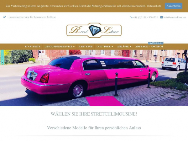 rent-a-limo.net
