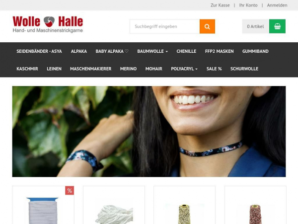 wolle-halle.com